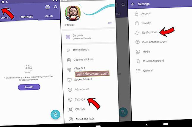A Facebook Messenger beállításainak módosítása