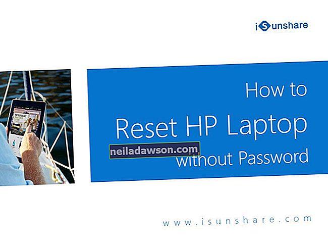 Τρόπος επαναφοράς φορητού υπολογιστή HP χωρίς δίσκο επαναφοράς