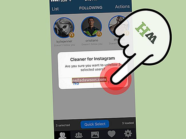 Πώς να καταργήσετε την παρακολούθηση όλων στο Instagram