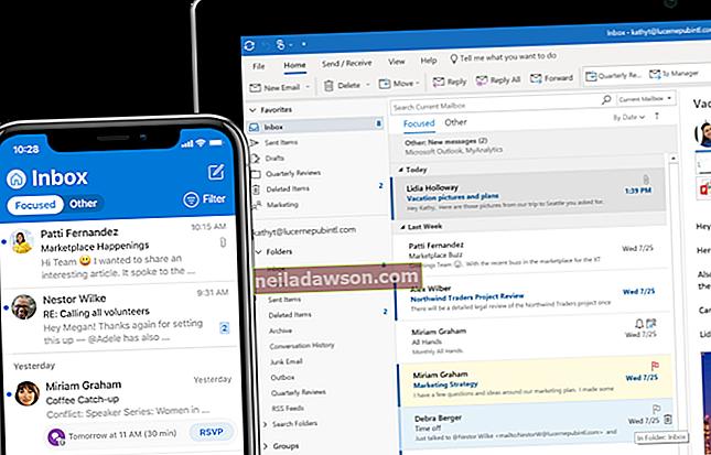 E-mail elküldése az Outlook programban