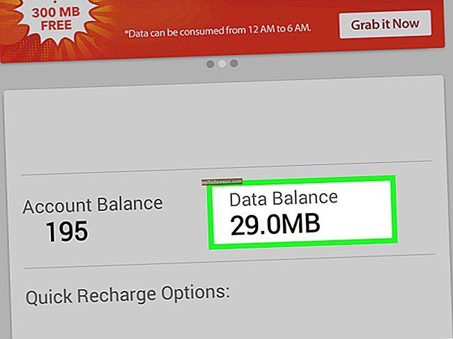 Πώς να ελέγξετε τα δεδομένα στο Verizon
