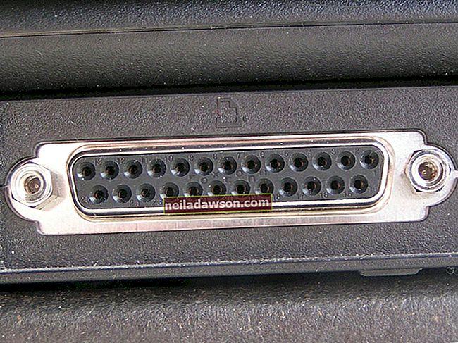 Τρόπος λειτουργίας εκτυπωτών παράλληλης θύρας από θύρες USB