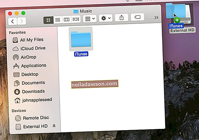 Kā izdzēst iTunes bibliotēku MacBook