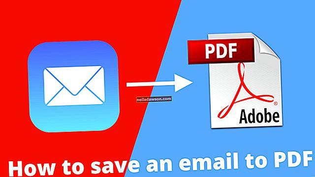 Πώς να μην ασφαλίσετε ένα PDF