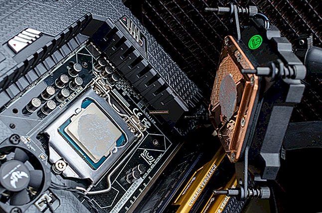 Πώς να πείτε τι CPU θα λειτουργήσει με τη μητρική πλακέτα σας
