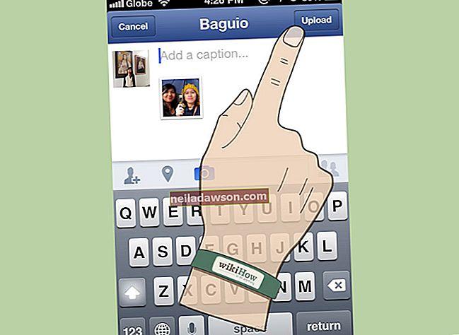 Kép feltöltése a telefonról a Facebook-ra