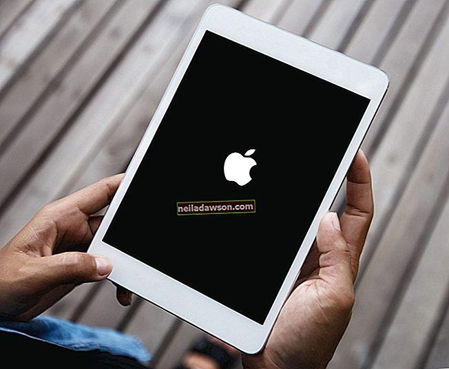 Kā izslēgt sinhronizāciju iPad
