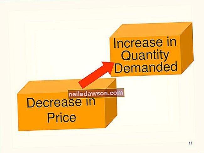 Selitä ero kysynnän vähenemisen ja vaaditun määrän vähenemisen välillä