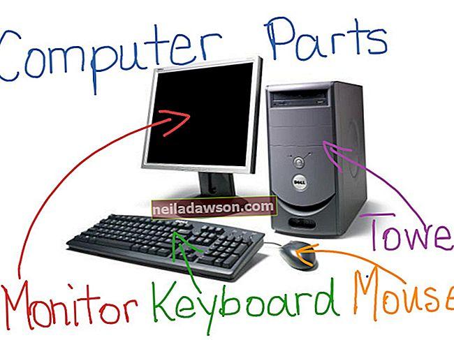 Μέρη του υπολογιστή και τις χρήσεις τους