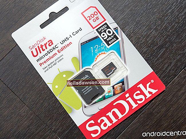 Πώς να μορφοποιήσετε μια κάρτα Micro SD που δεν μπορεί να διαβαστεί
