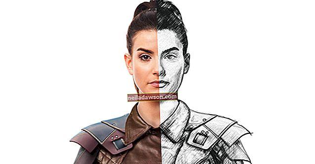 Rajz felvázolása a Photoshopban