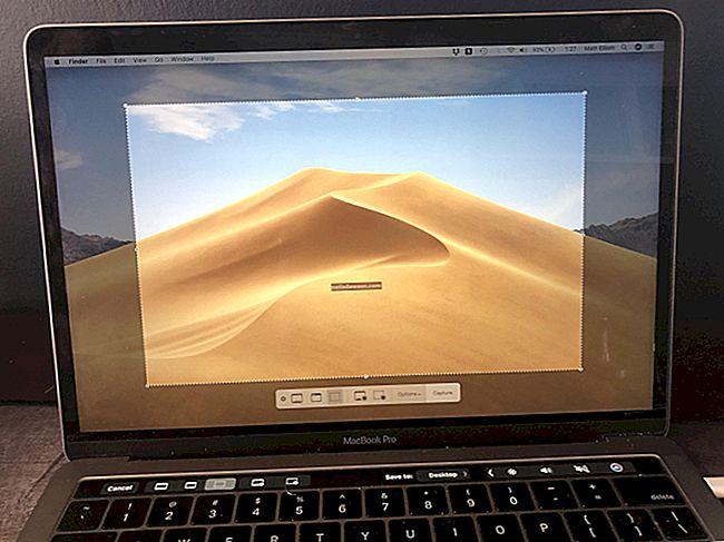 Hova kerül a képernyőkép a MacBookon?