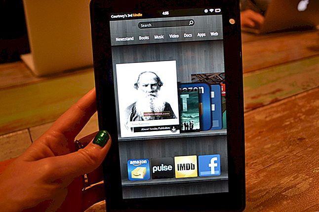 A nem töltődő Kindle tűz hibaelhárítása