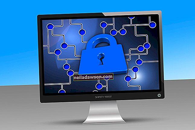 A számítógép biztonsági zárjának kikapcsolása