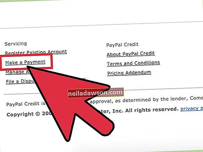 Hogyan kell fizetni valakinek PayPal-számlával, ha még nincs