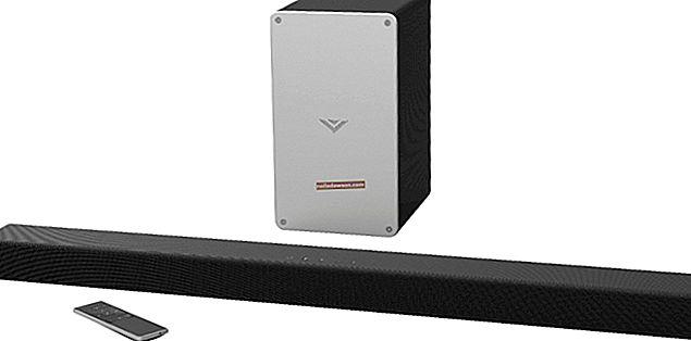 A Vizio Soundbar javítása