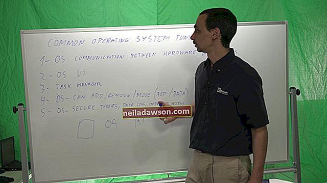 Öt közös operációs rendszer