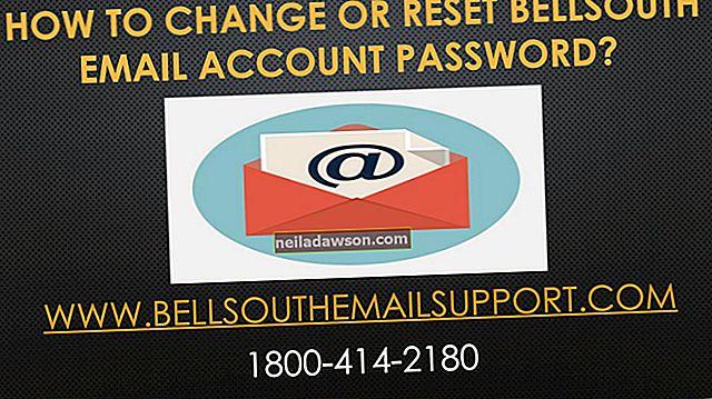 Hogyan lehet hozzáférni egy BellSouth-fiókhoz