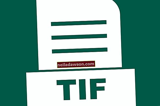 Hogyan nyitható meg egy TIF fájl