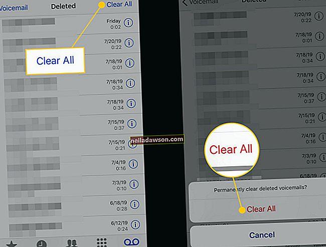 Hogyan lehet letölteni a hangpostaüzeneteket iPhone-on