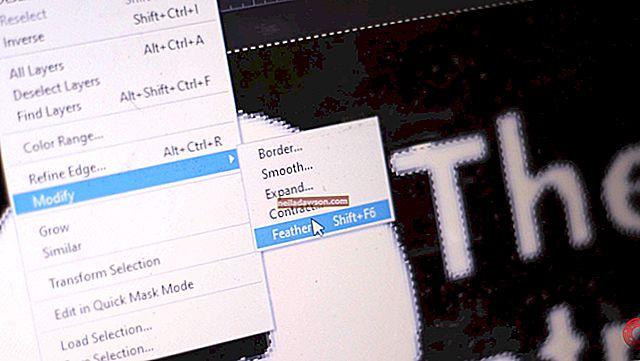 Az érdes élek javítása a Photoshop CS5-ben