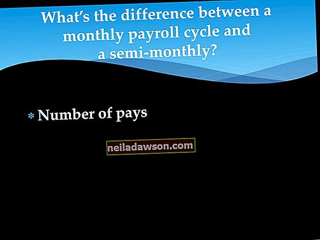 Atšķirība starp divu nedēļu un pusmēneša algu sarakstu