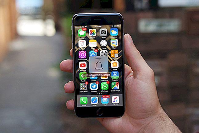 Sådan sættes iPhone på lydløs eller vibrere