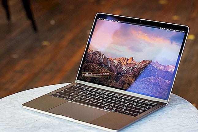 A MacBook mérete
