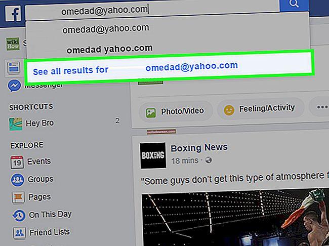 E-mail cím megkeresése Facebook azonosító alapján