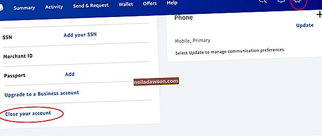 A folyamatban lévő PayPal-tranzakció leállítása