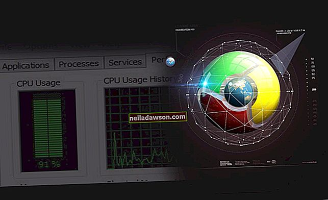 A magas CPU-használat kijavítása a Google Chrome-ban