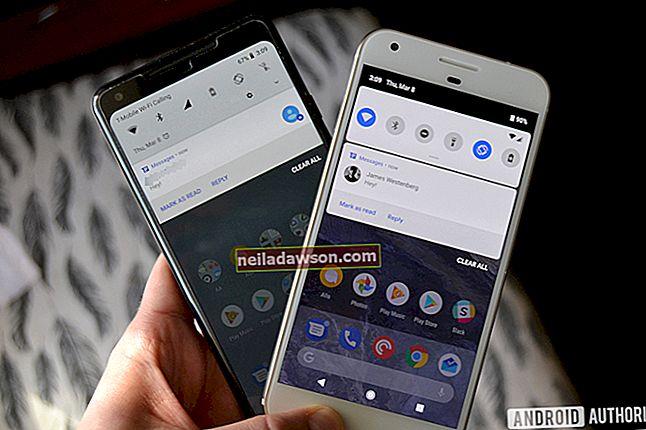 Az Android kikapcsolása